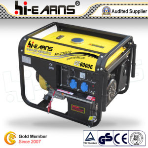 5kw Electric Petrol Generator (GG6000E) pictures & photos