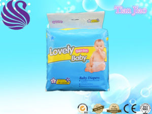 Super Absorbent High Quality Disposable Baby Useful Cheap Baby Diaper pictures & photos