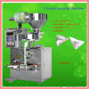 Triangle Packing Machine for Trianglar Candy Bags pictures & photos