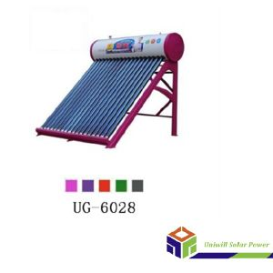 Compact Pressurized Solar Water Heater (UG-6028) pictures & photos