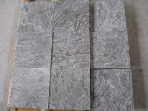 King Flower Grey Marble, Marble Tiles and Marble Slabs pictures & photos