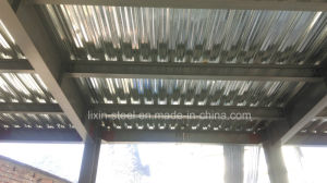 770mm Galvanized Steel Deck for Steel Structure Building pictures & photos