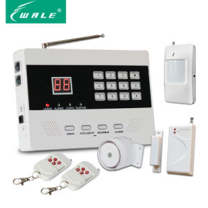 99 Wireless Zones Home Security PSTN Burglar Intruder Alarm pictures & photos
