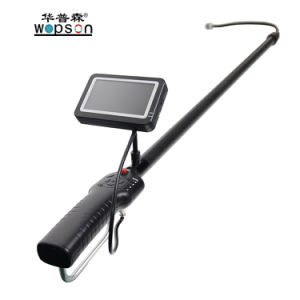 Pipe Camera with Telecopic Pole for Drain Sewer Inspection pictures & photos