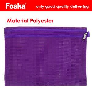 Hot Sale Fabric Zip Bag pictures & photos