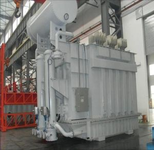 Furnace Transformer for Metallurgical Electric Arc Furnace Transformer Power Supply pictures & photos