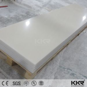 2cm White Acrylic Solid Surface for Counter Top pictures & photos