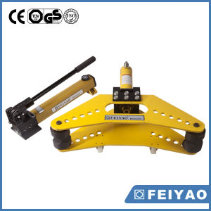 Low Price Manual PVC Pipe Bending Machine as Images (Fy-Swg-60) pictures & photos