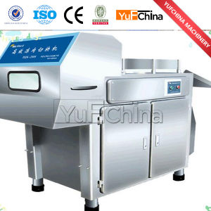 Good Quality Frozen Meat Cutting Machine with Low Price pictures & photos