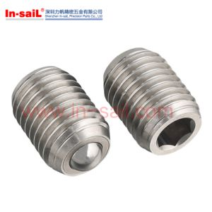 Round Head Stainless Steel Spring Ball Plungers pictures & photos