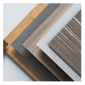 Decorative Laminated Fireproof System HPL Sheet pictures & photos