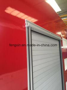 Horizontal Fireproof Roller Shutter Door Aluminum Window pictures & photos