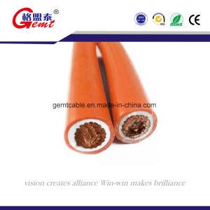 Flexible Welding Copper Cable pictures & photos