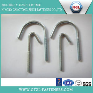 DIN3570 Stainless Steel 304/316 U- Bolt pictures & photos