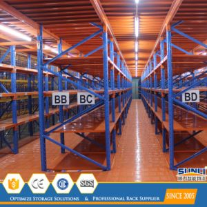 Heavy Duty 50mm Adjustable Long Span Metal Storage Shelving Rack pictures & photos