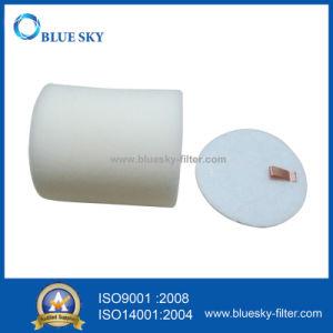 White Foam Felt for Vacuum Cleaner Filter of Shark Nv500 pictures & photos