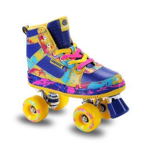 Quad Roller Skate (QS-60-1) pictures & photos