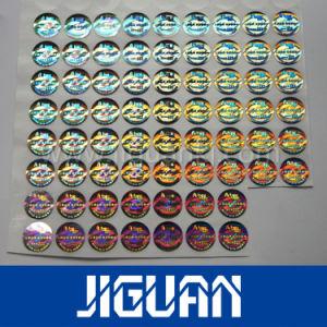 Energy Balance Bracelets Holograms Warranty Stickers pictures & photos