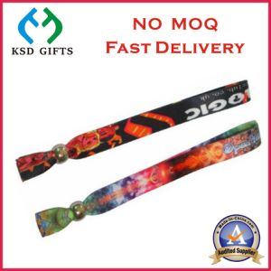 Heat Transfer /Dye Sublimation Printed Cheap Wristband (KSD-979) pictures & photos