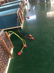 Central Air Conditioning Unit Heat Exchanger pictures & photos