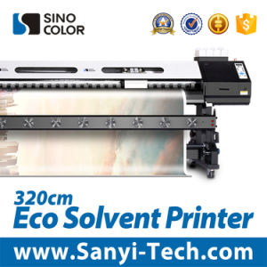 3.2 M Printing Machine, Sinocolor Dx7 Sj-1260, 1440 Dpi, for Outdoor&Indoor Printing pictures & photos