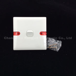 ABS Iron/Copper 13A 250V Wall Socket Switch (W-083) pictures & photos