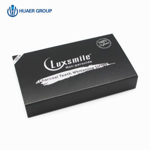 Activated Coconut Charcoal Powder Teeth Whitening Strips Charcoal Strips pictures & photos