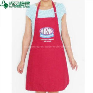OEM Cheap Washable Breathable Comfort Cotton Waist Aprons for Adult pictures & photos