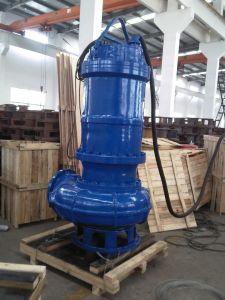 Wq-Qg Cutter Submersible Pump pictures & photos