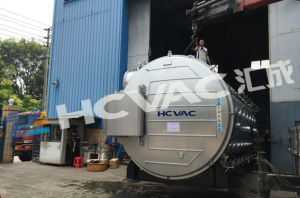 Stainless Steel Titanium Color Coating PVD Coating Machine/Color Plating Line for Stainless Steel Sheet pictures & photos