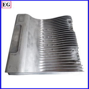 High Bay LED Heatsink Cover Aluminum Casting Parts Manufacturing pictures & photos