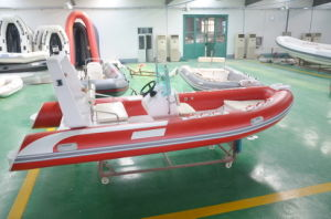 Funsor Military Rescue Patrol Boat (RIB-480C) pictures & photos