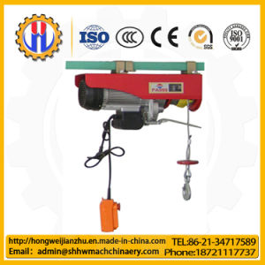 Small Electric Hoist Used for Lifting/PA250 220/230V 500W 44*37*25 Cm pictures & photos