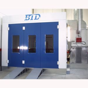Spray Booth in China Auto Spray Paint Booth pictures & photos