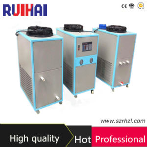 Mini Size Portable Water Chillers Liquid Chillers pictures & photos