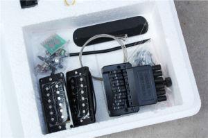 Hanhai Music / Electric Guitar Kit with 24 Frets/ DIY Guitar pictures & photos