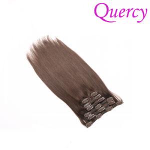 Cheap Clip in Hair Extensions, 100% Virgin Hair, Top Quality Clip Hair (CH-011) pictures & photos