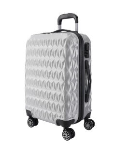 Luggage Manufucturer, 360 Degree 4 Wheels ABS Suitcase (XHA058) pictures & photos