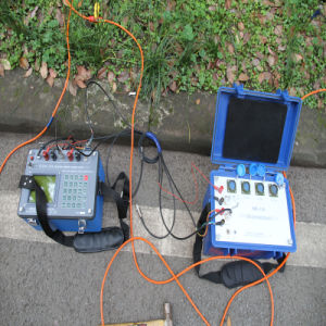Geophysical DC Resistivity & IP Induced Polarization, Groundwater Detection, Underground Water Finder, Vertical Electrical Sounding pictures & photos