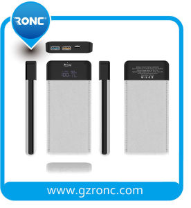 Portable Smart Power Bank 10000mAh with Qualcomm QC3.0 pictures & photos