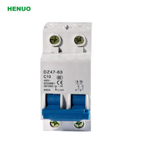 C45 2A 3A 4A 5A 6A 6ka Semko Certificated Mini Circuit Breaker MCB pictures & photos
