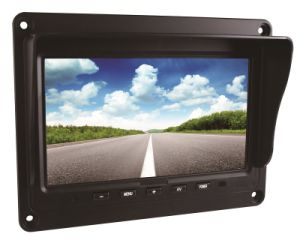 7 Inch Car Reversing Rearview Camera System pictures & photos