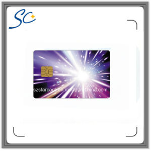 Contact IC Card with Free Sample pictures & photos