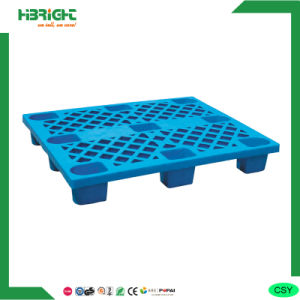 9 Feet Single Side HDPE Plastic Pallet pictures & photos