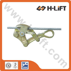 0.5-3 Ton Wire Rope Grip for 1-32mm Wire Rope pictures & photos