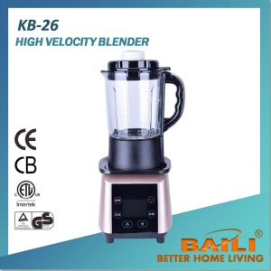 Professional High Velocity Blender with Touch Panel, Food Blender pictures & photos