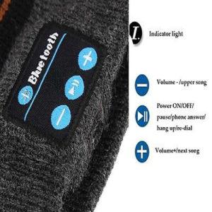 Soft Warm Music Beanie Hat Wireless Bluetooth Smart Cap Headset Speaker Mic New pictures & photos