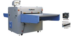Automatic Continous Fusing Press Machine 900mm Width pictures & photos