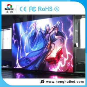 High Refresh P3.91 Indoor LED Display Panel for Meeting Room pictures & photos