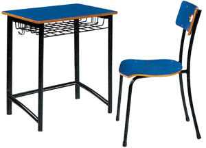 High School Student Desk Set for Sale Sf-09s pictures & photos